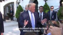 """""""Haben uns immer nur ausgenutzt"""": Trump keilt gegen Deutschland"""