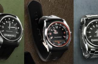 Sony Ericsson's new MBW-150 Bluetooth watch rocks AVRCP