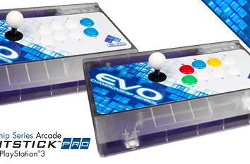 MadCatz producing limited edition EVO fightsticks