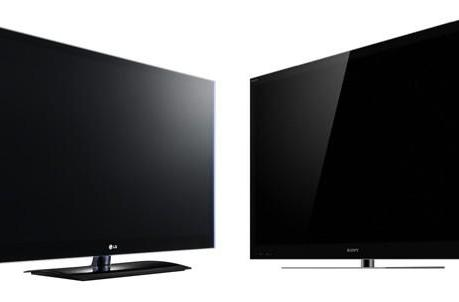 Sony and LG price a swath of 3D HDTVs