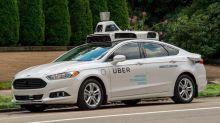 Softbank und Toyota könnten in Ubers Sparte für autonomes Fahren investieren
