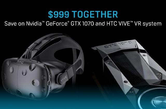 HTC realizes most people don't have a VR-ready PC