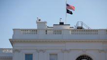 Removal of flag honoring veterans from White House sparks anger