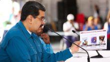 """Maduro llama a marchar en paz y advierte que EE.UU """"quiere caos"""" en Venezuela"""