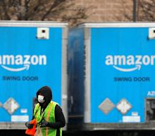 Leaked memo: Amazon is now recommending the workers sorting and moving your online orders wear face masks but will have only 'limited' quantities