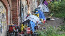 Kältehilfeplätze: Berlin sucht dringend Unterkünfte für Obdachlose