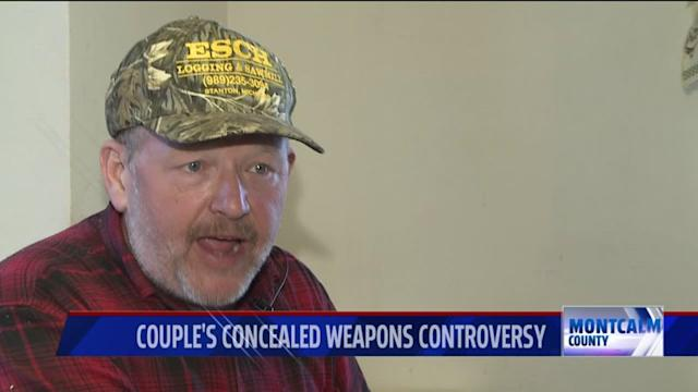 Gun Board Says Couple Renounced Citizenship, Revokes Pistol Licenses