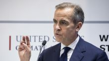 Bank of England head: Pension funds could be hit by 'worthless' fossil fuels