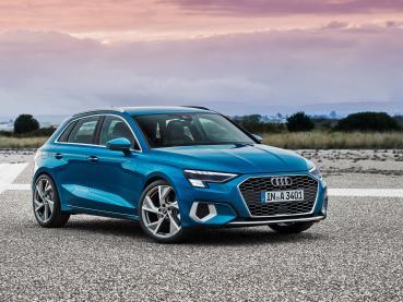 豪華掀背新勢力 全新世代 Audi A3 Sportback 車系展開預售