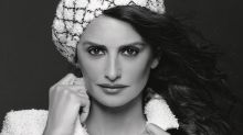Penelope Cruz Stuns in New Fashion Campaign for Iconic French Brand