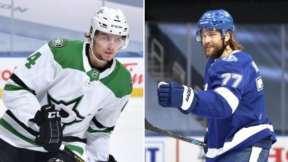 Top contenders for the Conn Smythe Trophy
