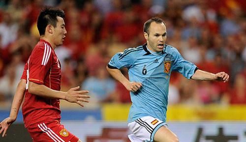 International: Chinesischer Spieler erhält sechsmonatige Sperre nach Tätlichkeit an Witsel