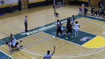 D-III player ejected after delivering vicious elbow