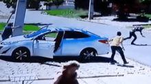 Homem é preso após reagir e matar suspeito que assaltava sua família em Curitiba
