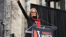 Gloria Steinem didn't say that guns vs. abortion quote that's gone viral