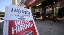 Jobless claims: Initial filings unexpectedly rose to 412,000 last week