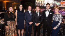 Right To Play's The Heroes Gala raises a record sum of $2.825 million to help children rise above their challenges