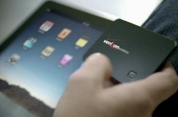 Verizon iPad commercial hits the air