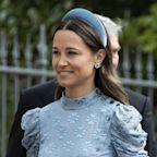 Pippa Middleton Looked Stunning in This Kate Spade Dress at Lady Gabriella's Royal Wedding