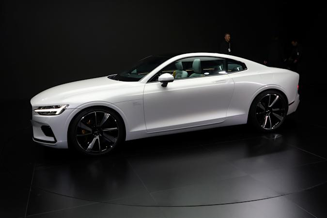 Polestar wants its cars to be carbon-neutral by 2030