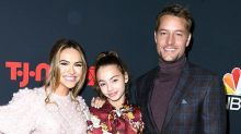 'Selling Sunset's' Chrishell Stause Says She Wrote Letter to Justin Hartley's Daughter After Divorce