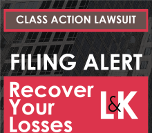 CLASS ACTION UPDATE for DDD, CS and ACAD: Levi & Korsinsky, LLP Reminds Investors of Class Actions on Behalf of Shareholders