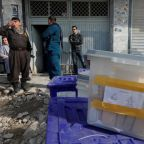 Afghans set to vote amid chaos, corruption and Taliban threats