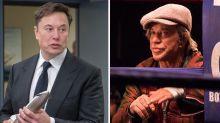 Mickey Rourke sigue buscando pelea y ahora le toca a Elon Musk