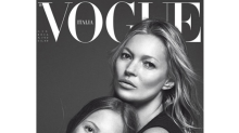 Hija de Kate Moss debuta en Vogue