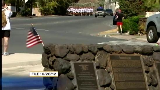 Friends remember missing Navy Seal