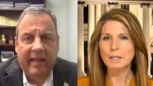 Nicolle Wallace asks Chris Christie if he's trying to 'clean the Trump stink off' as he ponders 2024 run
