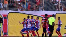 Presidente do Vitória ameaçou jogador do Ceará: qual punição ele pode pegar?