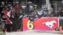 Argonauts' DeVier Posey hauls in 100-yard TD, the longest in Grey Cup history