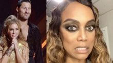 'Dancing With the Stars' Fans Call for Host Tyra Banks to Be Sent Home After Major Elimination Snafu