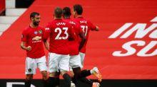United feiert Kantersieg - Abstieg für Farkes Norwich rückt näher