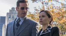 Felicity Jones on why British actors get cast in American roles: 'a theatre background helps' (exclusive)