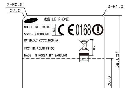 Samsung Galaxy S II hits the FCC, potentially ready for AT&T 3G
