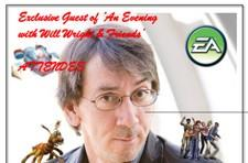 GDC08: An evening with Will Wright minus friends (video)