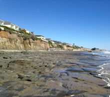 Rising Sea Levels Threaten South California Beaches