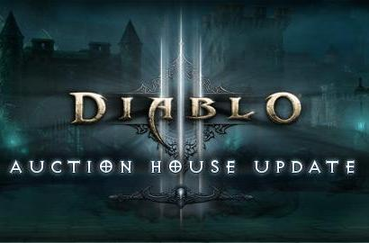 Diablo III is closing the auction house for good next week