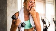 ¿Por qué bostezamos cuando hacemos ejercicio?