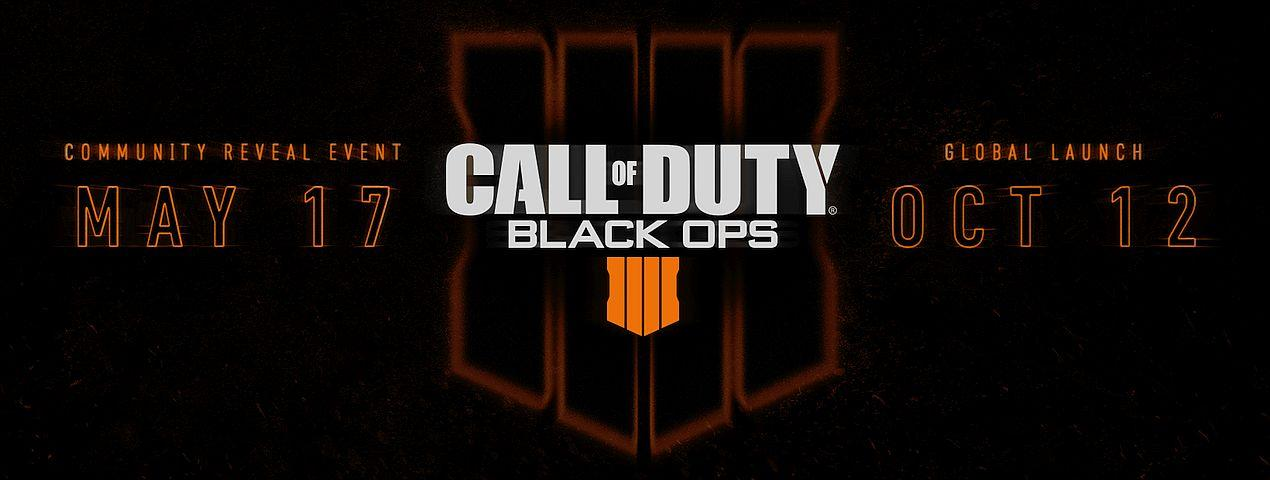 'Call of Duty: Black Ops 4' revealed May 17