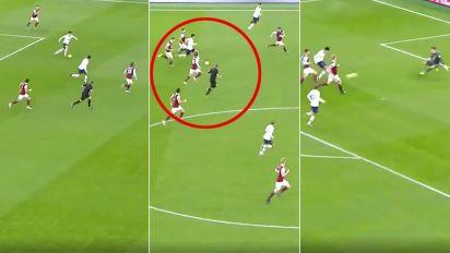 'Goal of the season' leaves football world stunned