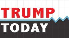 Trump Today: President steps up attacks on European Union, media