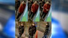 Fahndung: Einbruch in Hotelzimmer – Polizei sucht Täter mit Fotos