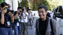 "Maria Ressa: ""Our dystopian present is your dystopian future"""