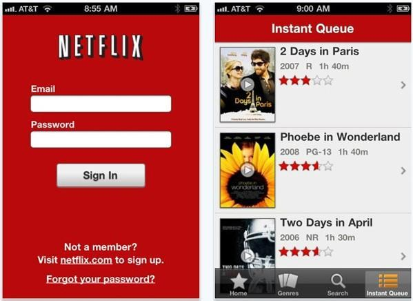 Netflix adds iPhone and iPod touch compatibility in latest app version