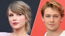 Taylor Swift Snuck into Her BF Joe Alwyn's Movie Premiere Last Night