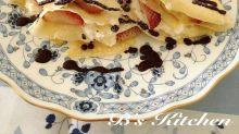 士多啤梨法式薄餅