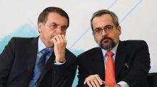 Da reunião ministerial à saída do país: os últimos compromissos de Weintraub como ministro da Educação